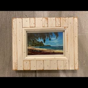 Hawai'i Painting and Frame